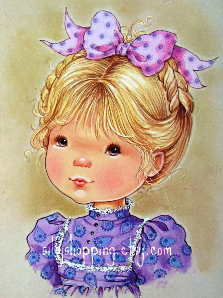 The Purple Polka Dot Hair Bow