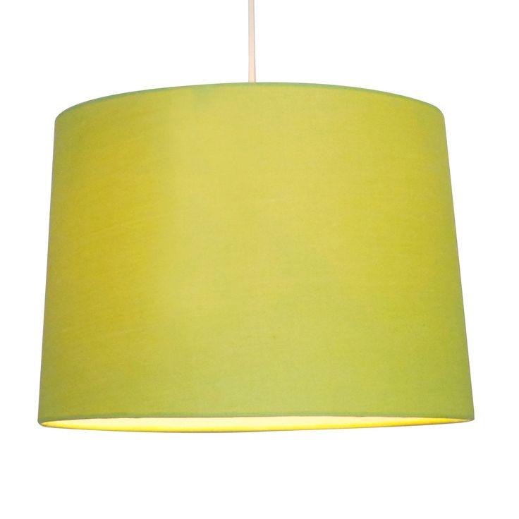 Colours Haine Cress Light Shade (D)35cm | Departments | DIY at B&Q