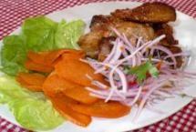 Los mejores platos típicos de Moquegua: Chicharrón de Chancho