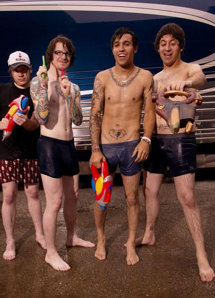 Fall out boy nude