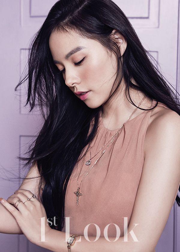 Min Hyo Rin - 1st Look Magazine