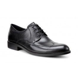 Pantofi business barbati ECCO Harold (negru)