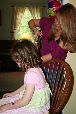 Birthday Party idea: How to throw a Makeover Party!