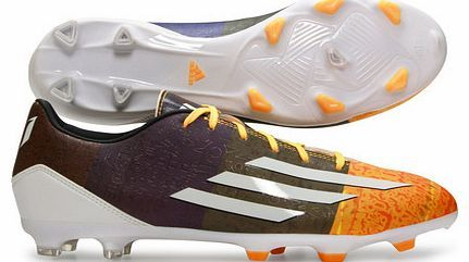 Adidas F10 FG Messi Football Boots Solar Gold/Running *b*More than a boot, the adidas F10 FG Messi Football Boot has been designed for speed and modelled around the F50 and F30.*b* With this latest F10 release, soft synthetics wrap around the upper to gi http://www.comparestoreprices.co.uk/football-boots/adidas-f10-fg-messi-football-boots-solar-gold-running.asp