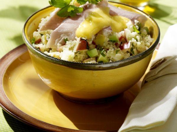 Ccouscous vervangen door quinoa en klaar! Koude salade met een Marokkaans tintje - Libelle Lekker!