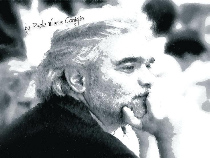 Paolo Maria Coniglio....thinking
