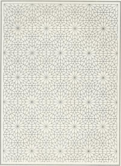 Pattern in Islamic Art - BOU 041