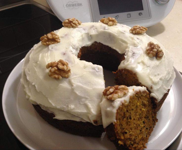 Recipe Carrot & Walnut Cake - Easy by Larissa07 - Recipe of category Baking - sweet