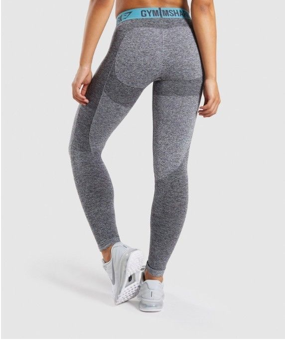 4afe2a762e055 New Gymshark Flex Leggings Dusky Teal X-Small #fashion #clothing #shoes  #accessories #womensclothing #activewear (ebay link)