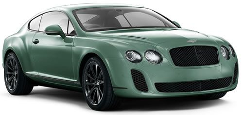 2011 Bentley Continental Supersports Bentley E85 Flex-Fuel Coupe Specs: Price, Mileage, Pollution and Crash Test Ratings