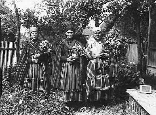 Matki Boskiej Zielnej | NaLudowo.pl - Folklor, Etno Design, Kultura Ludowa