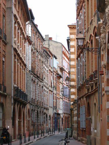 Toulouse, la Ville Rose