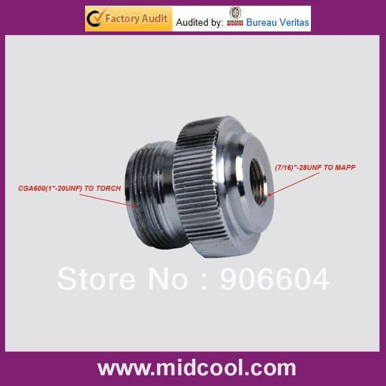 Welding torch parts adapter for welding torch