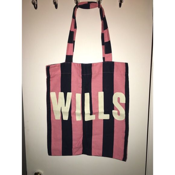Jack Wills tote In great condition. Only used a few times. Jack Wills Bags Totes