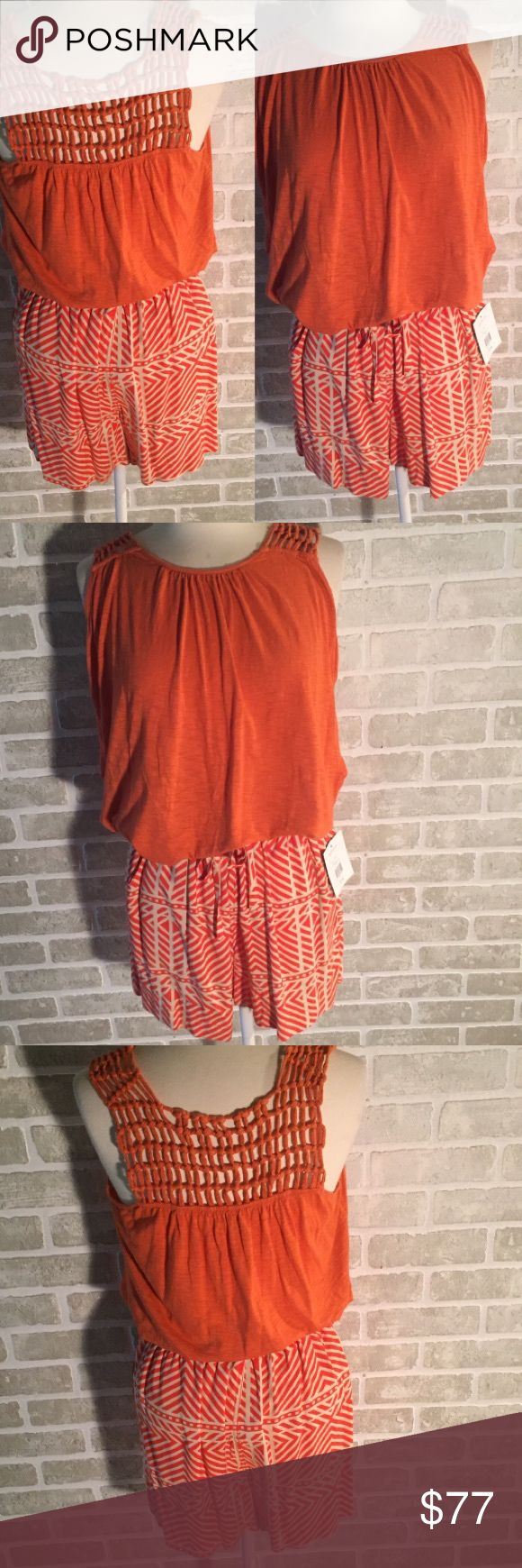 🎉1 Hour Sale🎉NWT Orange/Cream Shorts Perfect for Social Event, UT Football Game, Cookout, or Dinner Date Shorts. Shorts
