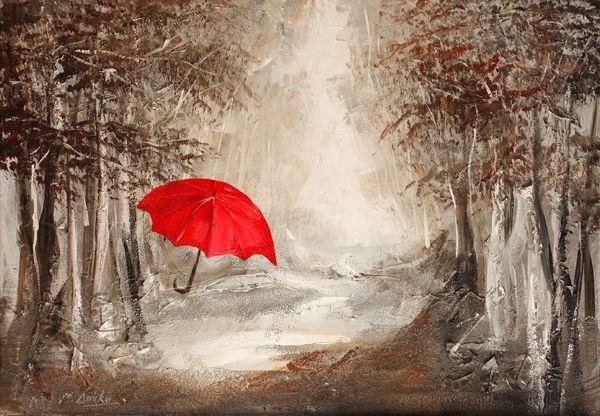 Painting be Miranda Douka