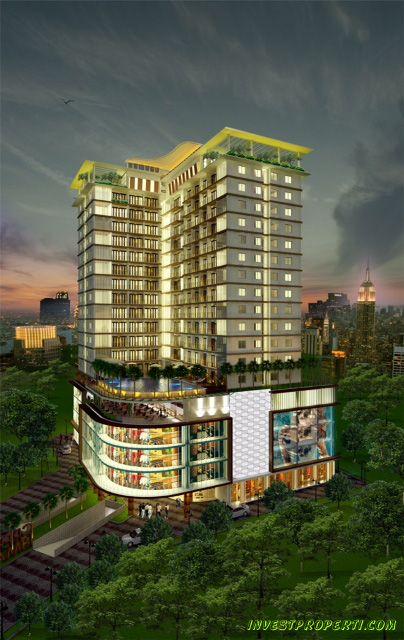 The Green Kosambi Apartment Bandung