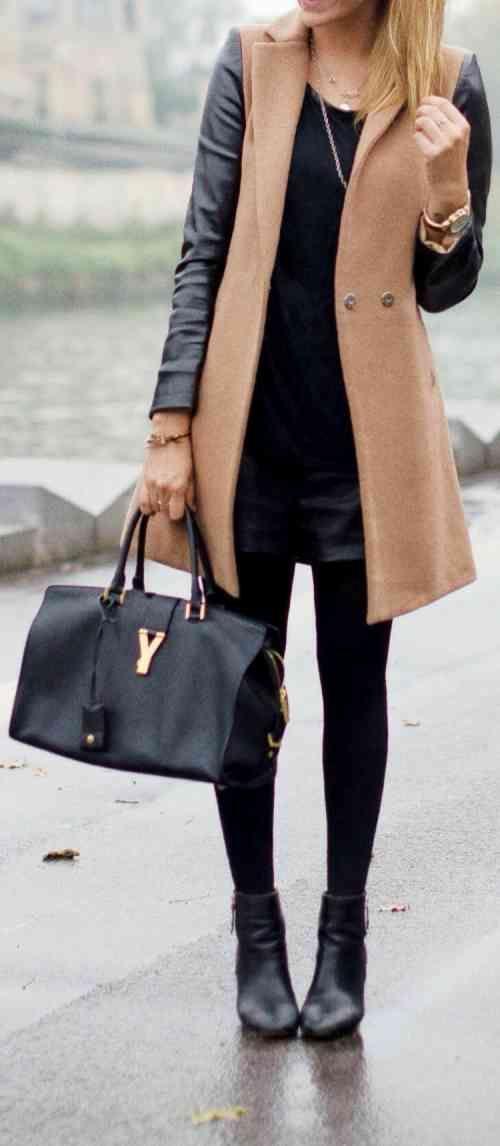 tenue femme hiver pour entretien d'embauche                                                                                                                                                                                 Plus
