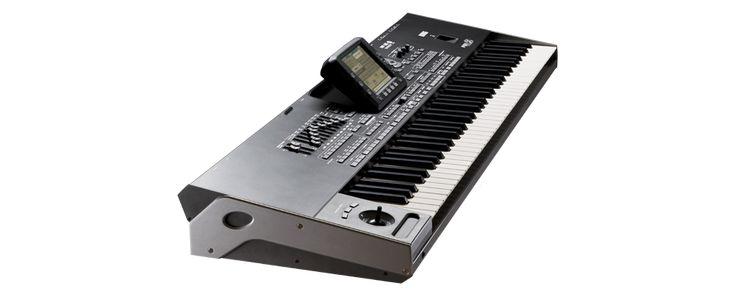 Arranger Keyboard | Arrangiatore Professionista | Korg PA3X