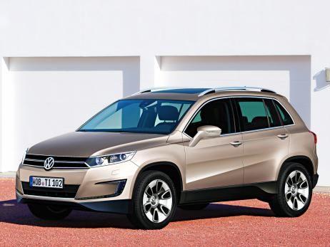 veiculo com Volkswagen Tiguan 2014