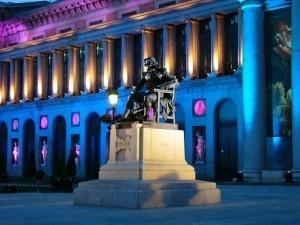 El Museo del Prado  Madrid, Spain