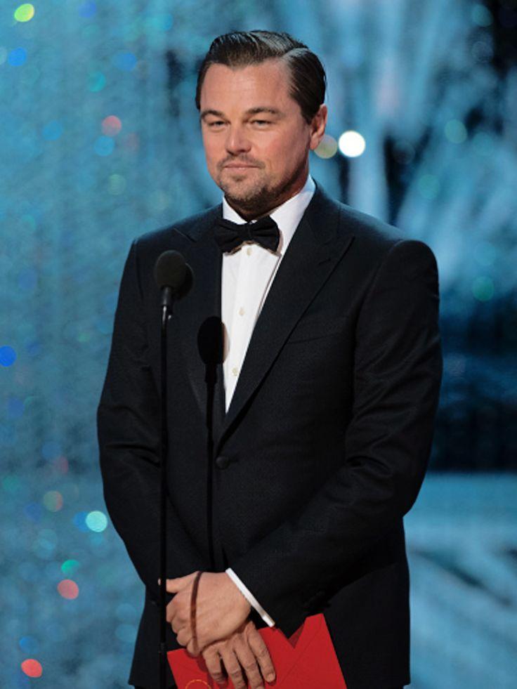 """""""Leonardo DiCaprio at the 89th Academy Awards (2017) """""""