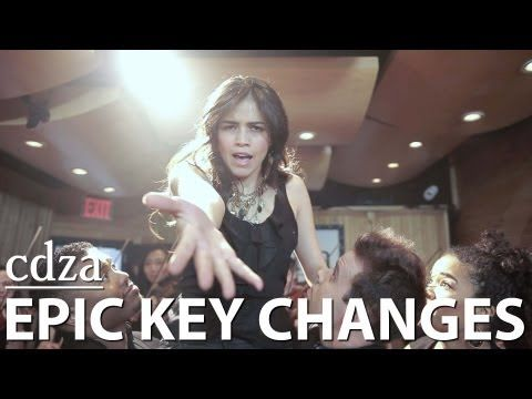 *cdza Celebrates 'Epic Key Changes' in Well-Known Songs - http://www.youtube.com/watch?v=i8LyR1ALrpo=player_embedded