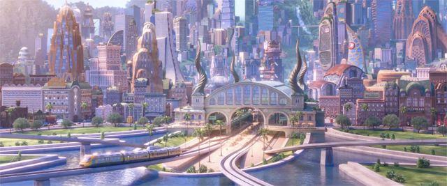 New Zootopia Clip: Judy Hopps Arrives in the City http://ift.tt/205Rr2N http://ift.tt/1masbeq