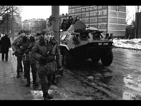Stan wojenny w Polsce 1981-1983 / Martial law in Poland, 1981-1983 - YouTube