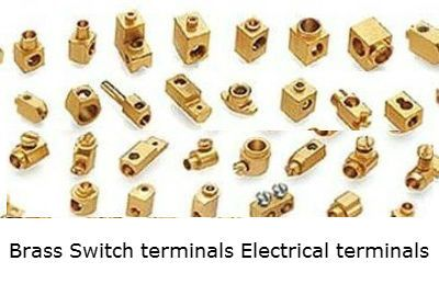 Switch terminals Brass terminals neutral earth terminals #Switchterminals  #Brassterminals  #neutralearthterminals  We are one of the leading suppliers from Jamnagar for all types of #Brasselectricalterminals Our #Brassswitchterminals #groundingbox #conduitboxterminals are produced in bulk and supplied worldwide. Our #electricterminals can also be supplied from Copper. These #Brassterminals #electricalswitchsocketterminals are machined on CNC lathes and plated as per customer specs.