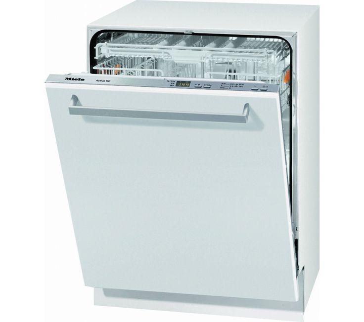 MIELE G4263 SCVi Full-Size Integrated Dishwasher