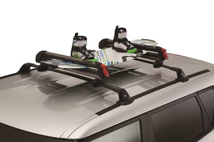 You are looking at the Kia Roof Ski and Snowboard Rack! The Kia Roof Ski and Snowboard Rack has been factory tested and approved for quality and excellence! We highly recommend that all of our customers who enjoy cold slopes grab one. Engineered and manufactured by Yakima for Kia Motor America, the Kia Roof Ski and Snowboard Rack will secure your equipment and keep it from falling off your vehicle!