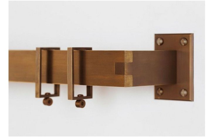 5 Quick Fixes: Architects' Favorite Curtain Hardware: Remodelista