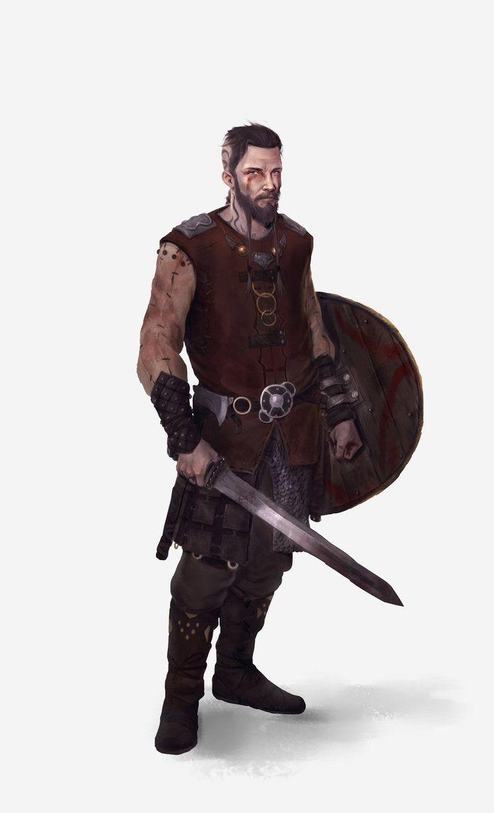 viking by RodrigoAllasera on DeviantArt