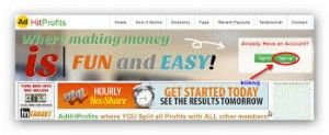 AdHitProfits is a great site to get traffic for your sites