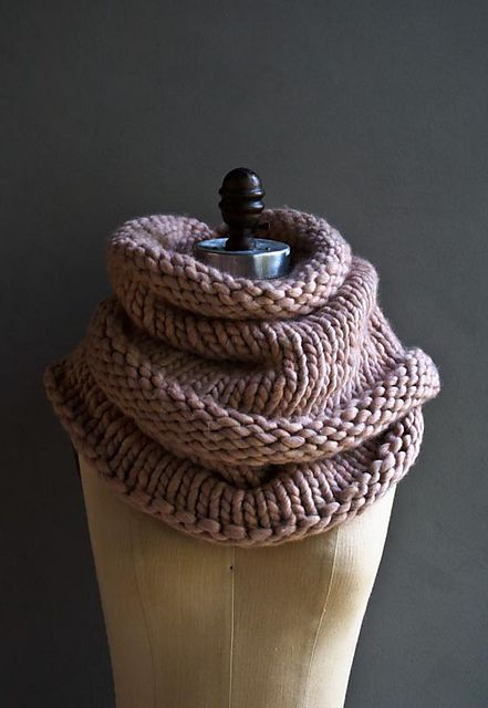 Ravelry: Mountain Cowl pattern by Purl Soho