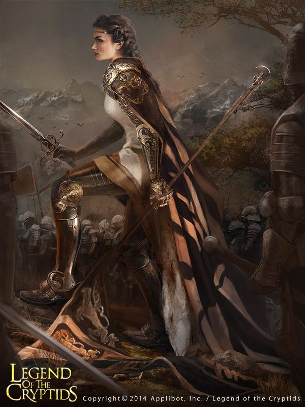 Legend Of Warrior