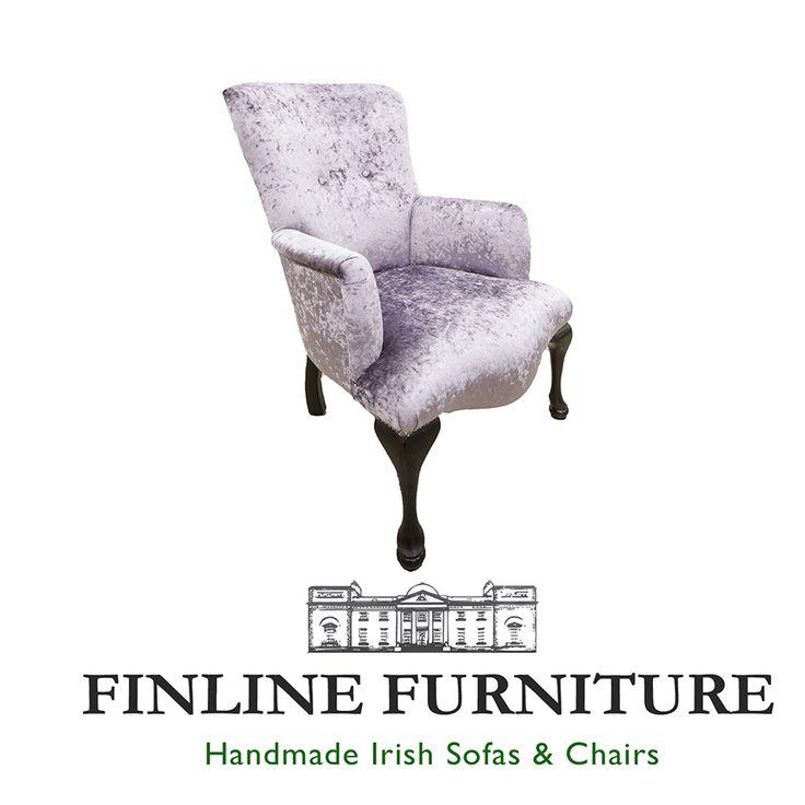 Aisling Chair Senso platinum side