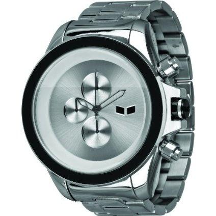 Time in Style: Silver Minimalist, Minimalist Watches, Men Zr3006, Vestal Men, Silver Chronograph, Minimalist Silver, Vestal Zr3006, Chronograph Watches, Men Watches