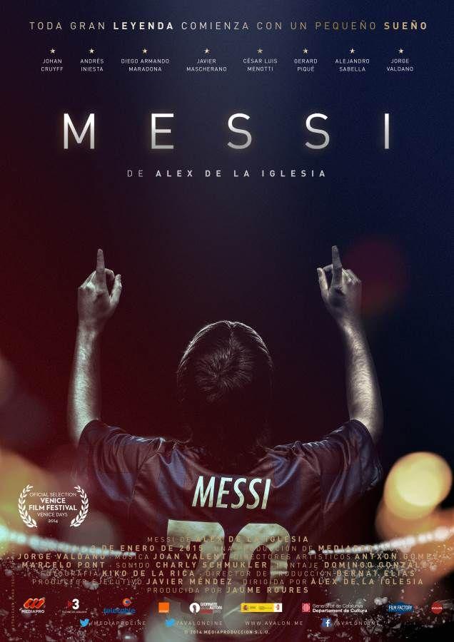 Messi The Movie 2015 720p HDTV x264 DD2.0