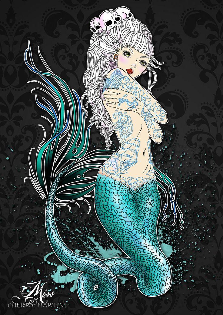 Mermaid (mas cerca)
