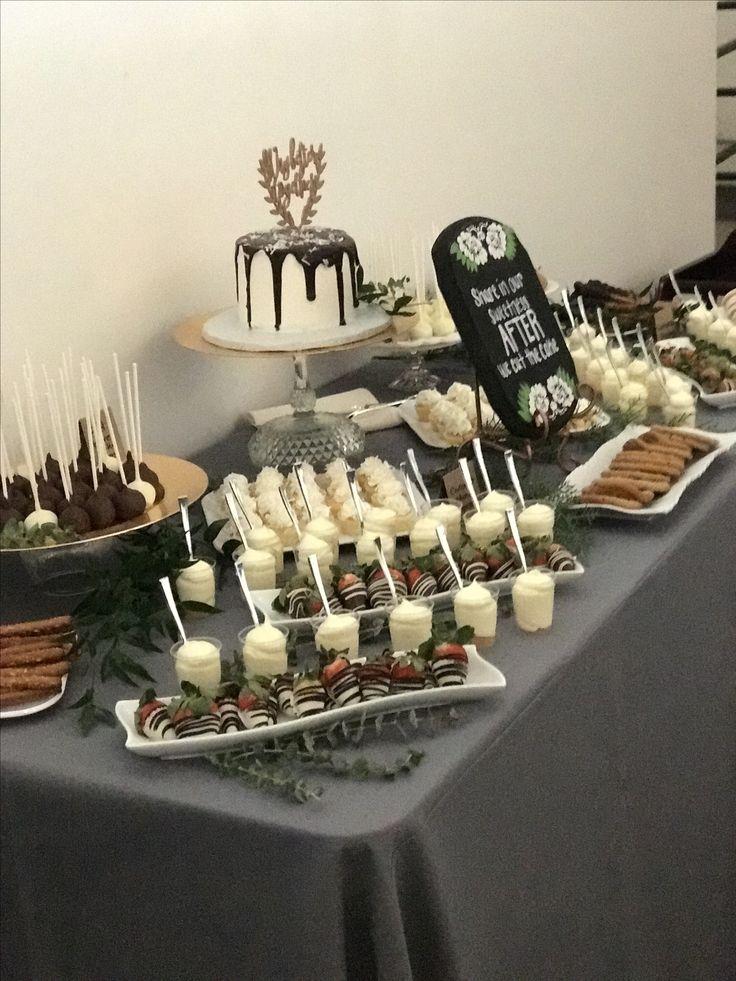96 best wedding dessert bars and mini desserts images on pinterest wedding dessert treat bar at the rialto in tampa florida junglespirit Gallery