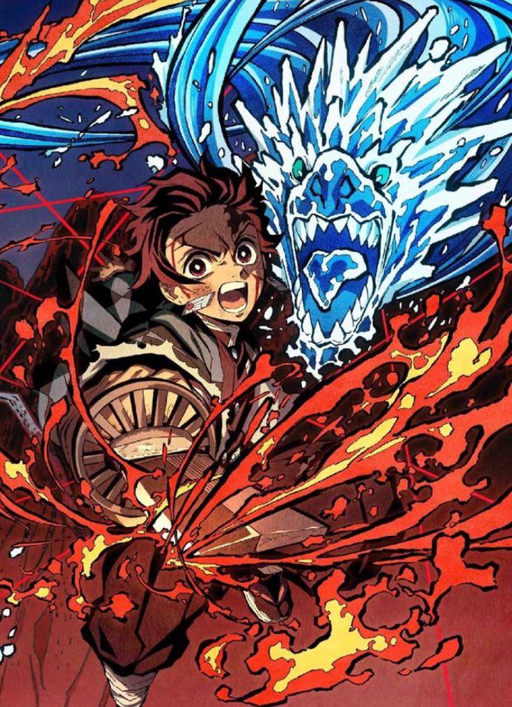 Demon Slayer // Tanjiro in 2020 Anime demon, Anime