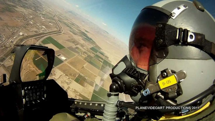 F-16 COCKPIT VIDEO OF VIPER WEST DURING FLIGHT DEMO