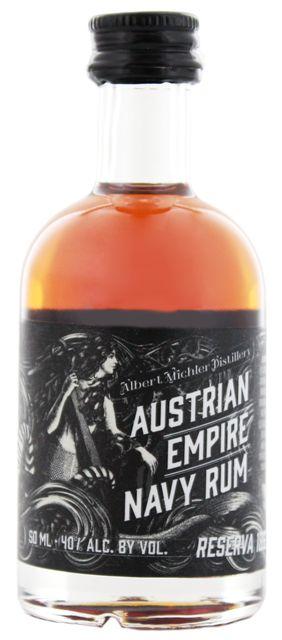 Austrian Empire Navy Rum Reserve 1863 mini online kopen Nederland