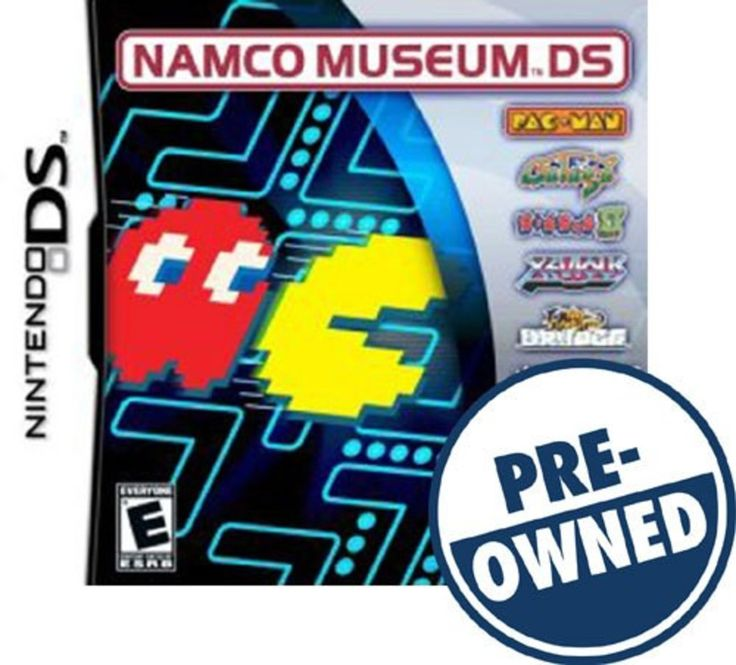 Namco Museum DS — PRE-Owned - Nintendo DS