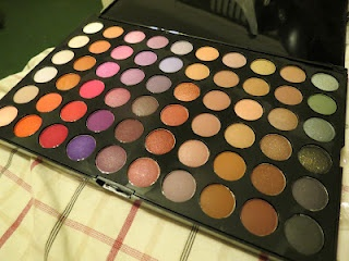 BH Cosmetics 120 Color Palette Review and Giveaway