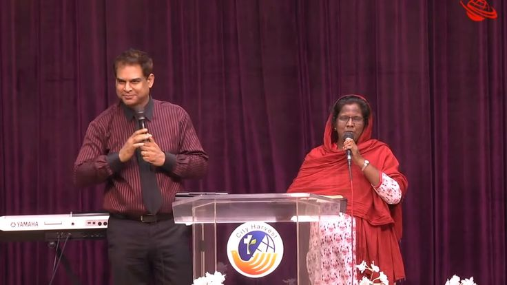 Your Words Activate Angels - Sandeep Daniel - City Harvest AG - Bangalor...