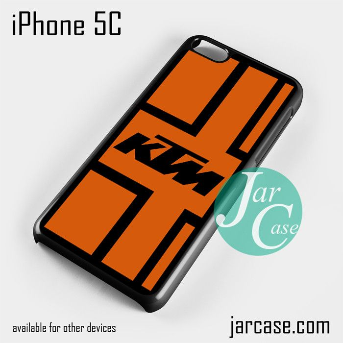 ktm motor Phone case for iPhone 5C and other iPhone devices