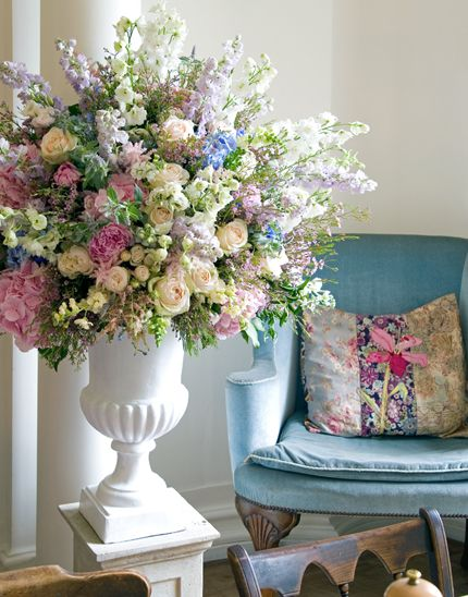 25 best ideas about Church flower arrangements on
